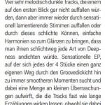Nick Daring - Wild EP DeBug review - Jan 12