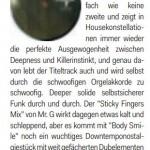 Arnaud Le Texier - Blunt Edge EP DeBug review - Jan 11